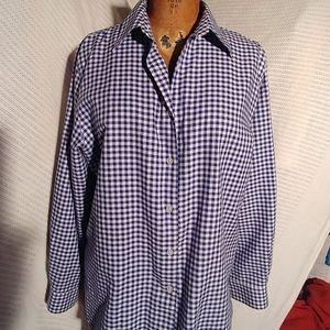Foxcroft vintage blouse